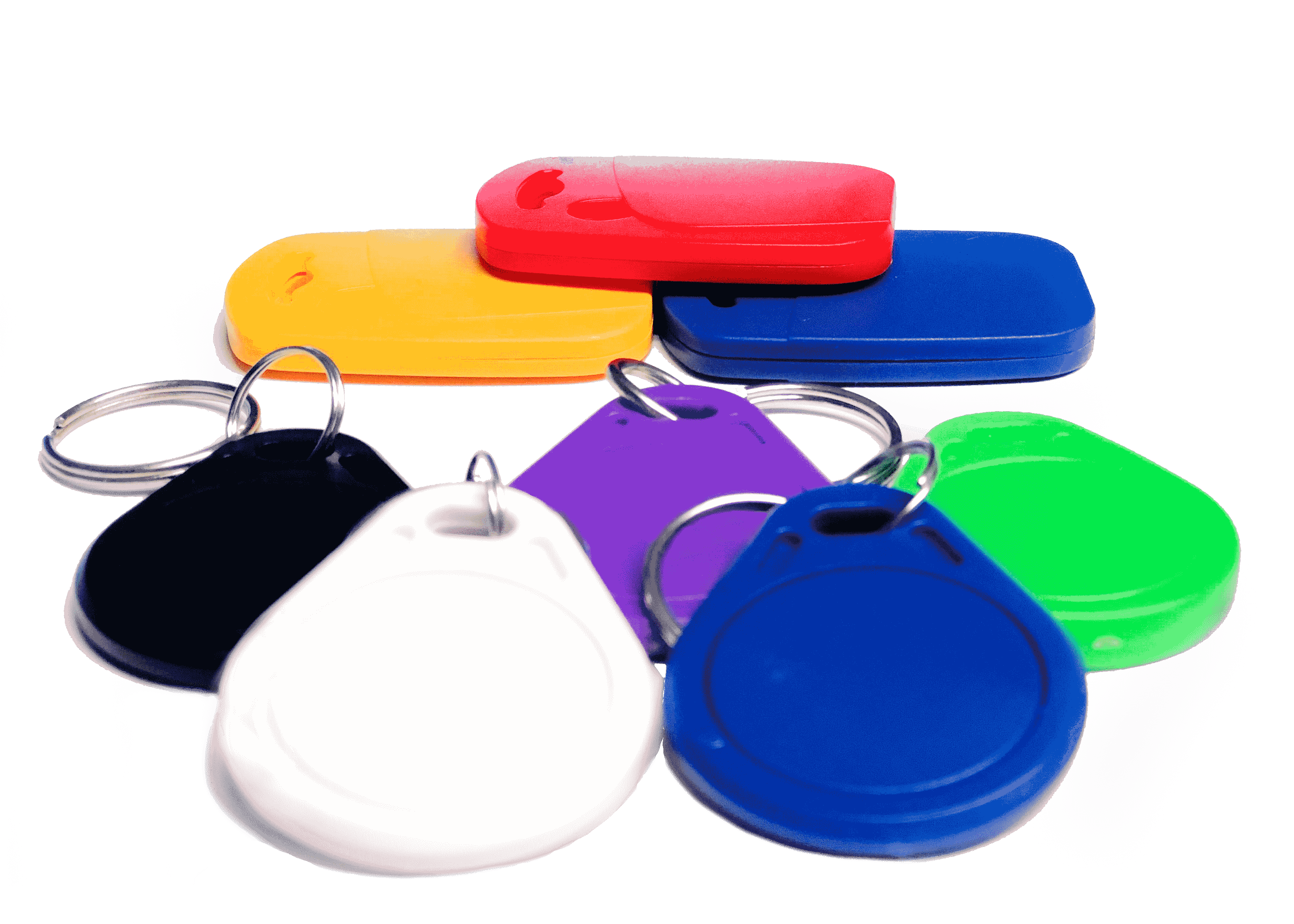 Gym Security Access Tags - Gym FOB Tags