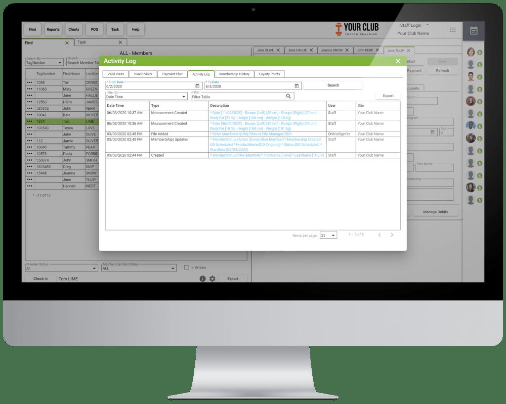 VIGYR Gym Management Software - Auditing Big 1