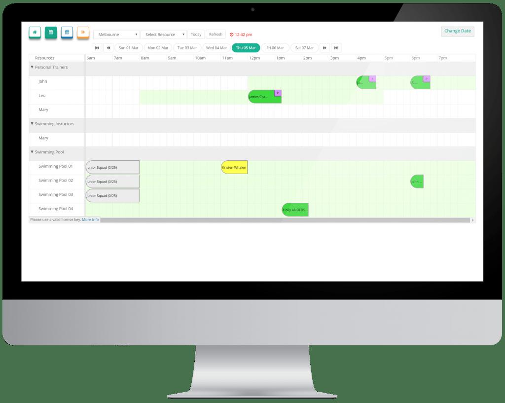 VIGYR Gym Management Software - Online Booking Big 1