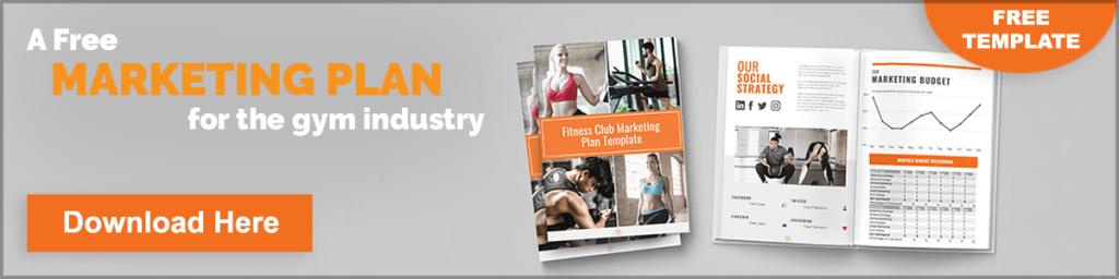 free gym marketing plan template 1
