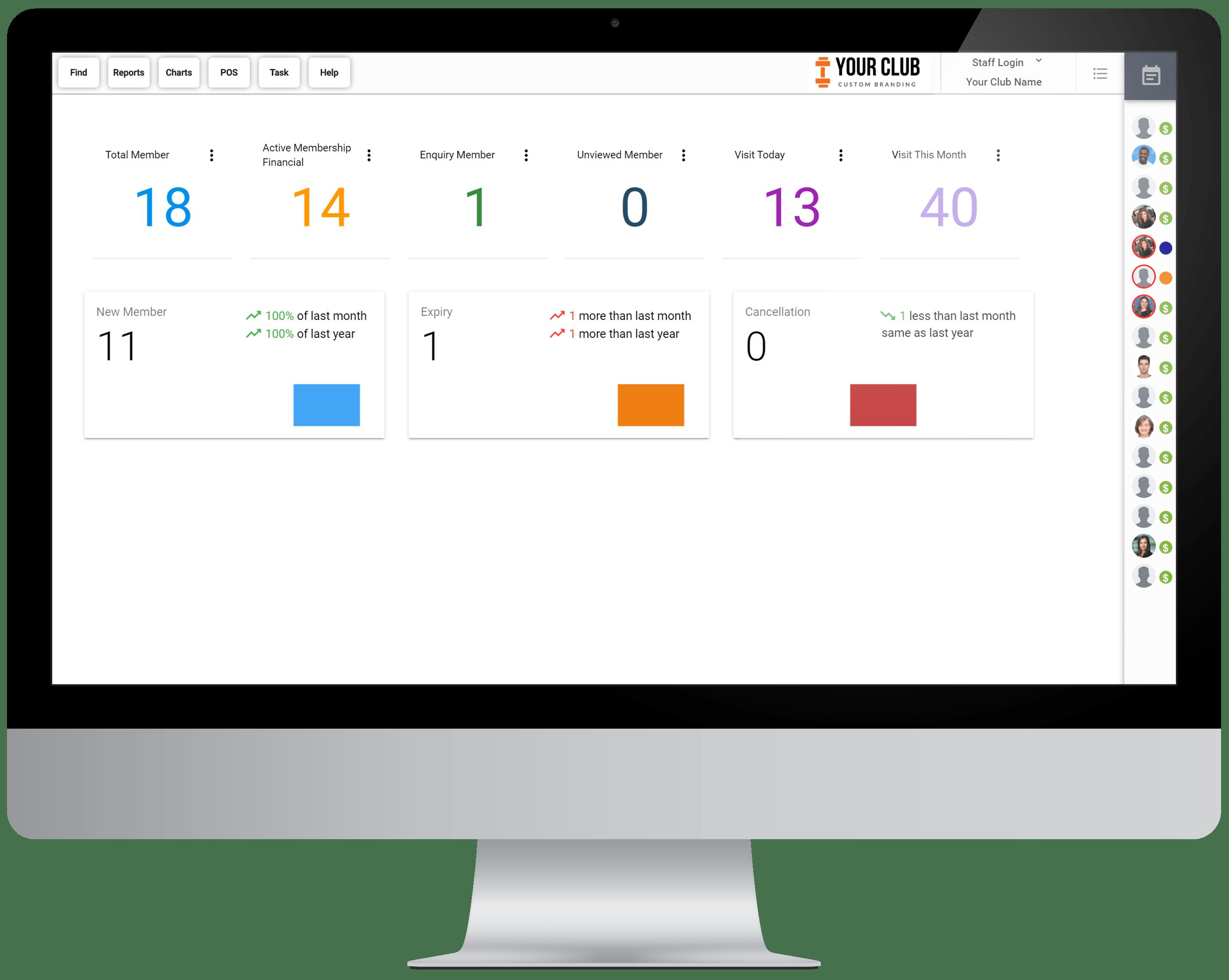 Gym Management Software by VIGYR