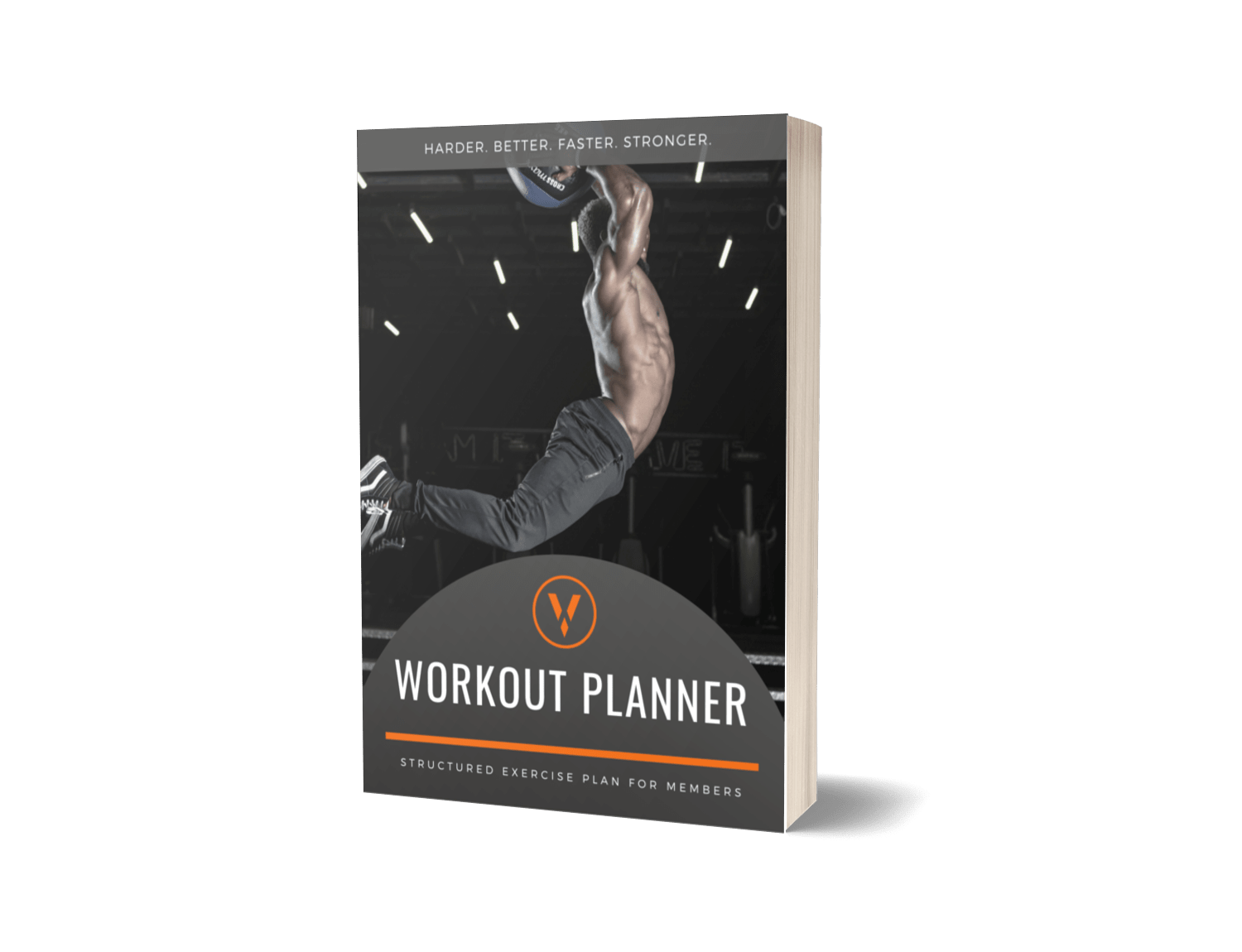 Gym Member Weekly Exercise workout Planner Template Download PDF