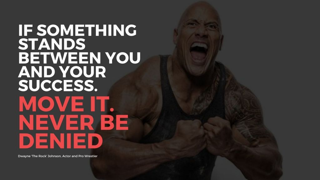 Best Quotes Of All-Time Dwayne Johnson