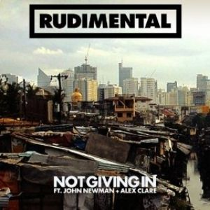 Not Giving In - Rudimental - Gym Hits