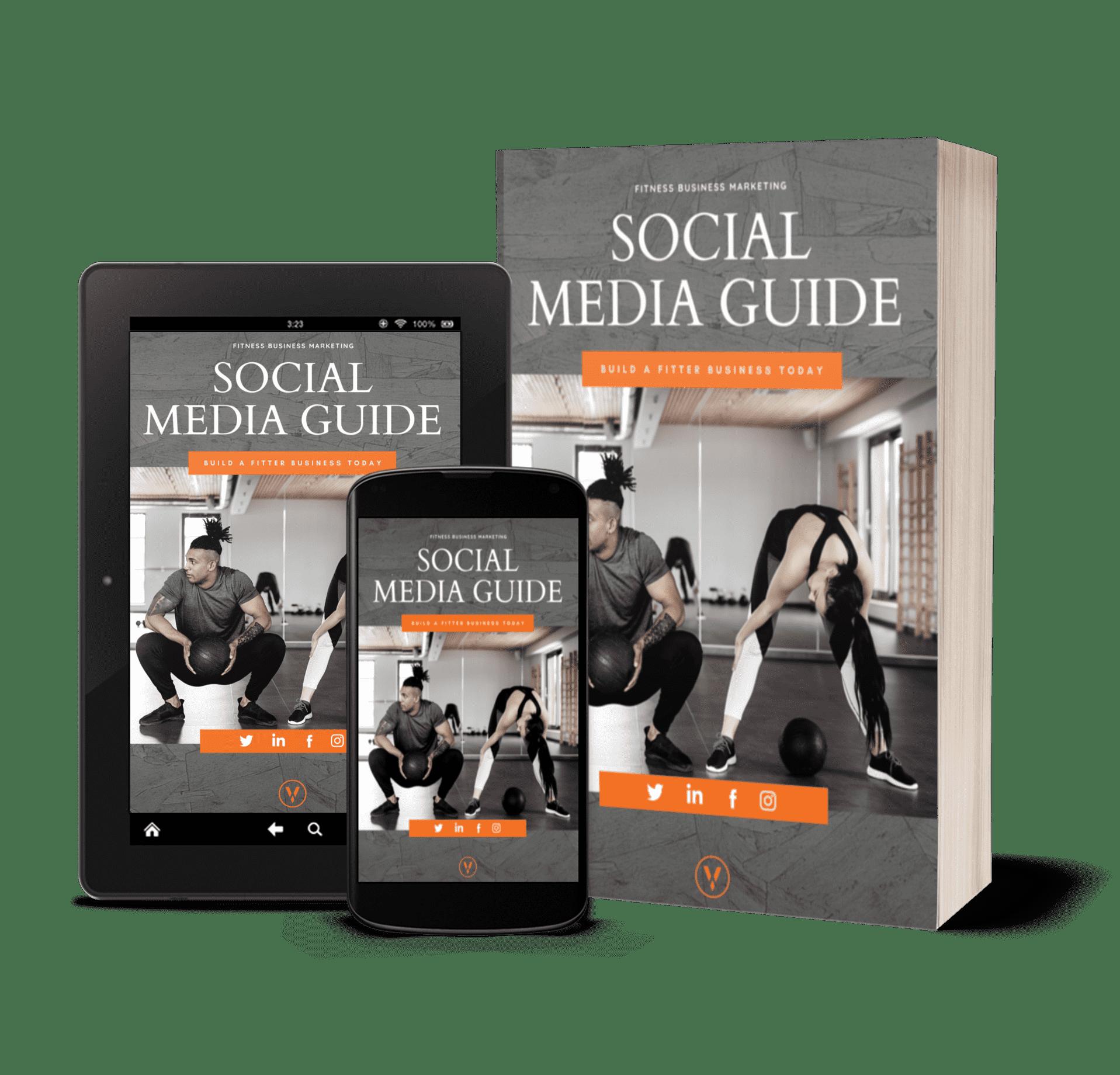 Gym Social Media Guide Template