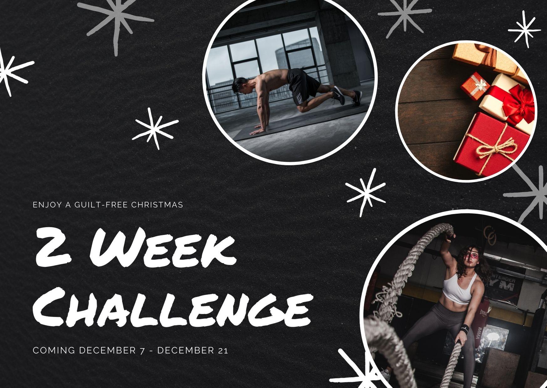 Christmas Promotion Idea For Gym Marketing